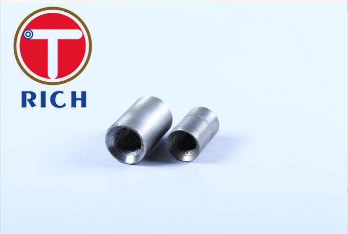 Cold Drawn Tube Machining 20 - 100 Mm OD Structure Pipe DIN 1045 ISO9001