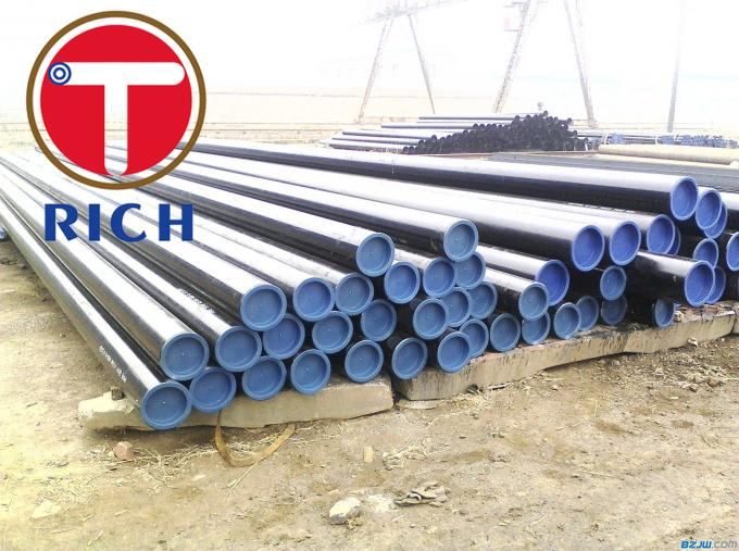 Gas Transportation Drill Steel Pipe Big Diameter Pipe 1.2 - 15.7mm Thickness