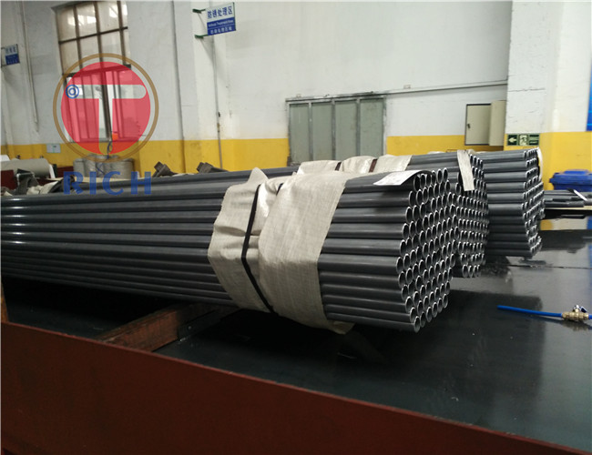 Gas Spring Seamless Steel Tube Gb3087 Grade 20 High Hardness A53 Cold Rolled