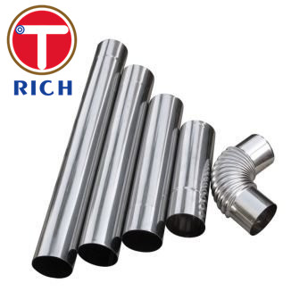 Ss316 Stainless Steel Automotive Steel Tubes Welded Pickling Annealed