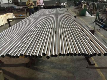 China BA tubes Welded Bright Annealed Stainless Steel Tube Pipe ASTM A249 EN10217-7 distributor