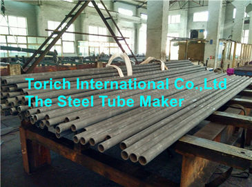 China Heat Treated ISO / FD683-17 Steel Mechanical Tubing Cold Drawn Steel Pipe factory