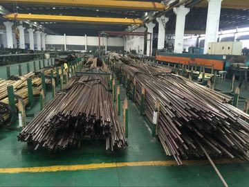 China Strengthening Type Wrought Super Alloy Steel Pipe Nickel Base for Aircraft Material factory