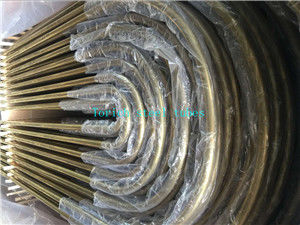 China ASTM B111 U Bending Cold Drawn Seamless Copper Alloy Tubes  C68700  C71500 C68700 distributor