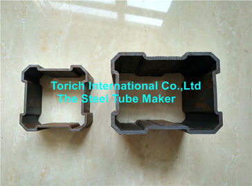 China Custom Mechanical Seamless Cold Drawn Steel Pipes GB/T3094-1986 Special Shape factory