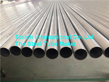 China Min Mpa Extruded Titanium Alloy Steel Pipe , Hot Rolled Steel TubingTA1 240 factory