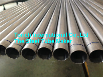 China Titanium Seamless Alloy Steel Tube Astm B861 / Asme Sb861 Length 3 - 15mm factory