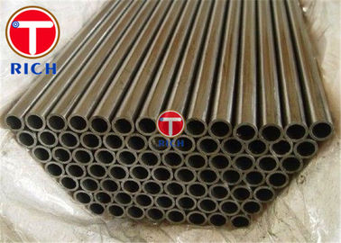 China EN10305-2 GB/T3639 E155, E195, E235 E275, E355 DOM Steel Tube Welded Carbon Steel Pipe for Hydraulic Steel Tubing factory