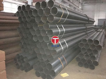 China Q345A Q345B GB/T3091 ERW Welded Steel Pipes For Low Pressure Liquid Delivery factory