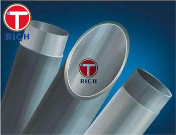 China Welded Special Stainless Clad Pipes GB/T 18704 06Cr19Ni10 For Structural Purposes factory