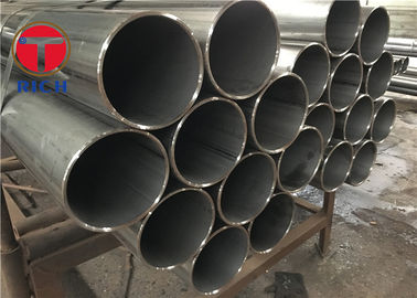 China Double Arc Welding Mechanical Structural Steel Pipe GB/T12770 022Cr19Ni10 factory
