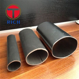 China A53 - A369 ST35 - ST52 TORICH Elliptical Steel Pipes Oval Special Steel Tube factory