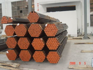 China Custom High Temperature  Seamless Carbon Steel Pipe With ASTM A106 GrB factory