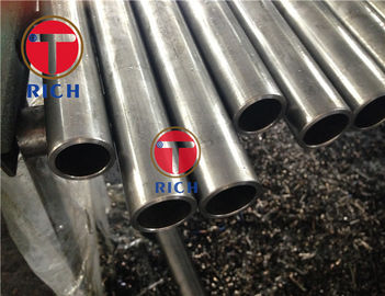China Cold Drawn Seamless Carbon Steel Tube For Heat Exchanger And Condenser factory