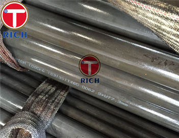 China Superheater Seamless Steel Tube Ferritic / Austenitic Alloy Round Shape factory