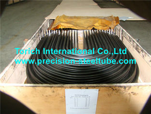 China JIS G 3461 Seamless Carbon Bending Steel Tubing For Boiler / Heat Exchanger distributor