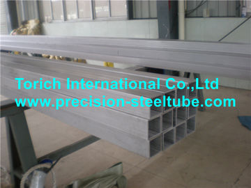 China Cold Formed Special Welded Steel Tube , Seamless Carbon Structural Steel Square Tubing factory