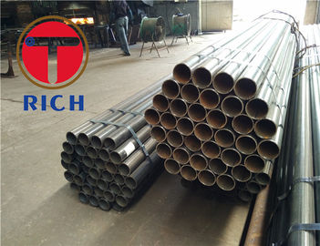 China Electric Resistance Welded Steel Tube / Carbon Steel Pipe For Heat Exchanger factory