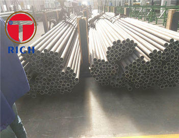 China Welded Drawn Seamless Boiler Tube Low Carbon Steel Precision Astm A178 factory