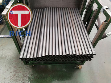 China Electric Resistance Welded Steel Tube Longitudinal For Automotive Pipe Gb/t13793 factory