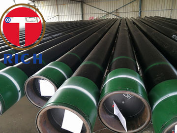 China Hot Rolled Casing Structural Steel Tubing Non Secondary For Oil Pipe Astm A106 factory
