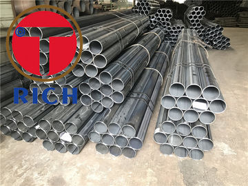 China Gb/t14291 Welded Carbon Steel Pipe Q235a Q295b Q345a For Ore Pulp Transportation factory
