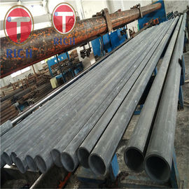 China Welded Round Structural Steel Tubing , Cold Formed Carbon Steel Seamless Pipe factory