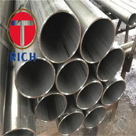 China Electric Resistant Welded Steel Tube Astm A214 Carbon Steel For Boilers factory