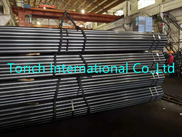 China Erw Carbon / Alloy Welded Steel Tube Round Shape For Mechanical Engineer factory