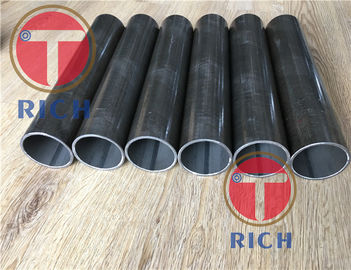 China Gb/t8162 Q235 Seamless Heat Exchanger Tubes Thick Wall For Mechanical Structure distributor