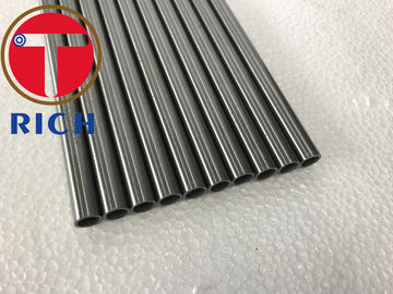 China Seamless Carbon Steel Heat Exchanger Tubes For Hydraulic / Fluid Pipe distributor