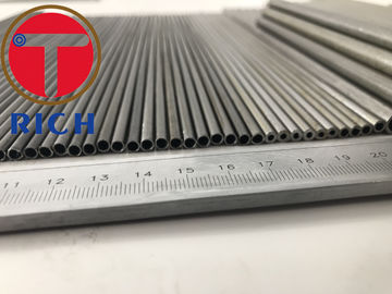 China Low Carbon Automotive Steel Tubes Small Diameter For Automobiles Brake Tubes factory