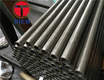 China Gb/t3087 4 - 12.5m Length Seamless Steel Tube For Low / Medium Pressure Boiler factory