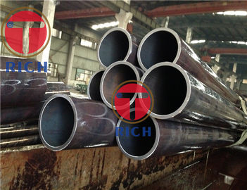 China Non-alloyed Steel Pipe DIN 1629 St37.0 St52.0 Low Carbon Seamless Steel Tube distributor