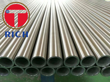 China Polished Welded Stainless Steel Tubing Bright Annealing Surface For Petroleum And Foodstuff distributor