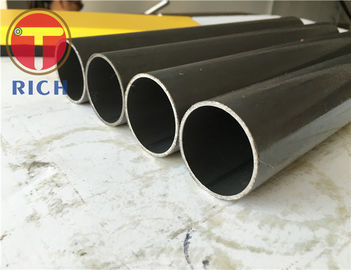 China high precision alloy steel tube Plain End protector ISO9001 TS16949 Certificate factory