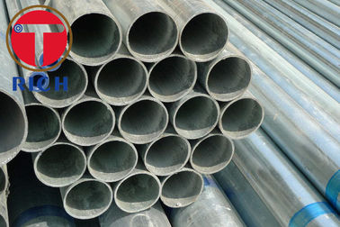 China API 5CT Hot Dipped GI Seamless Welded Pipe Mild Steel For Construction factory