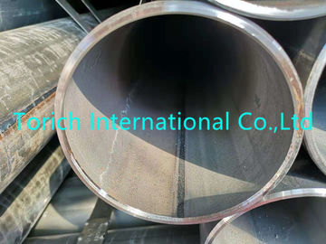 China TORICH GB/T3091 Welded Steel Pipe Oiled Surface 3000-1200 Mm Length factory