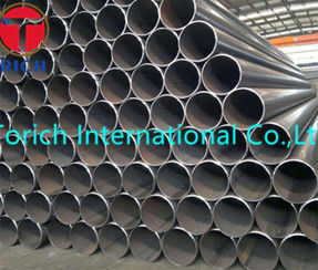 China Cold Drawn Precision Welded Carbon Steel Pipe For Condenser GB/T24187 factory