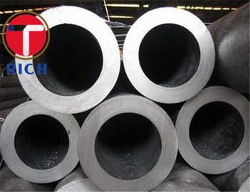 China Hot Rolled Steel Hydraulic Tubing 6-11.8m , Seamless Steel Tubes For Hydraulic Pillar Service factory
