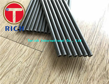 China SAE J526 Welded Low Carbon Steel Tube For Automotive Fuel Line factory