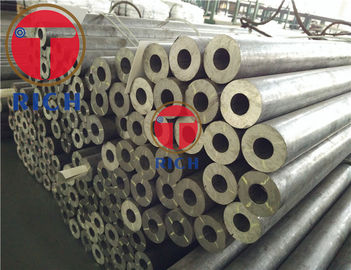 China Oiled Hydraulic Cylinder Tube ASTM A519 Carbon Mechanical Steel Tubing Plain End factory