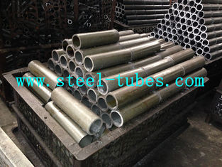 China JIS G3429 Seamless Steel Exhaust Tubing For High Pressure Gas Cylinder distributor