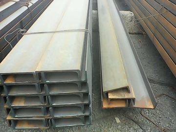 China S235JR U Beam Galvanized Structural Steel Pipe For Structural And Building Material factory