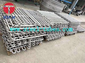 China ASTM A213 Seamless Stainless Steel Tube U Shaped Heat Exchanger factory