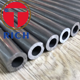 China Chrome Plated Seamless Steel Tube , Steel Hydraulic Tubing 0.5mm~18mm WT factory