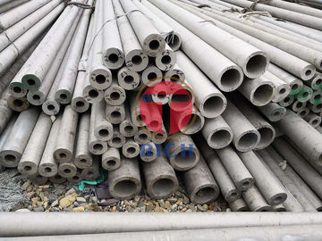 China Low Carbon Seamless Steel Tube Large Diameter Oiled Surface For Fittings distributor