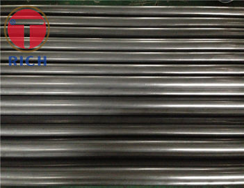 China Seamless Carbon Steel Heat Exchanger Tubes ASTM A179 Cold Drawn For Boiler distributor