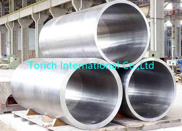 China ASTM B241 6061-T6/6063-T6/6063 Aluminum Extruded Seamless Pipe from TORICH distributor