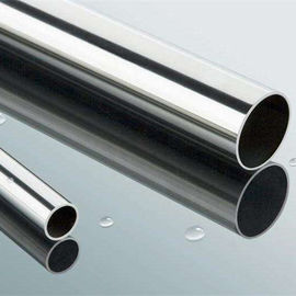 China Hot Rolled Seamless Stainless Steel Tube GB/T14976-2012 For Fluid Transport factory